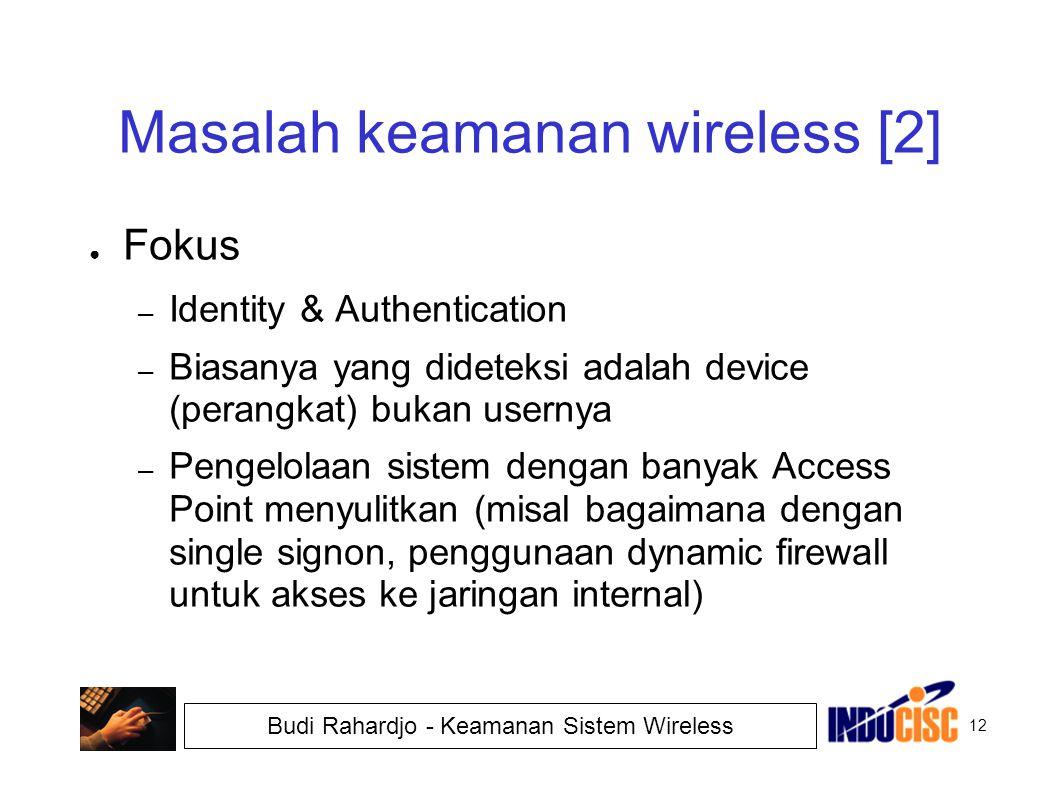 Masalah keamanan wireless [2]